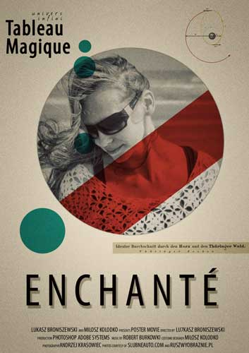 enchante poster movie